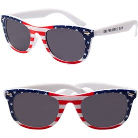 American Flag Sunglasses