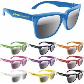 Bold Mirror Sunglasses