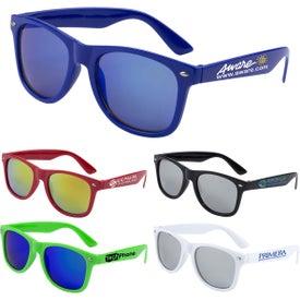 Camilla Soft Colored Mirror Tinted Sunglasses