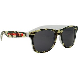 Camouflage Miami Sunglasses