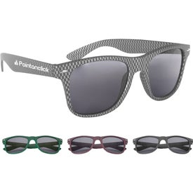 Carbon Fiber Malibu Sunglasses (Unisex)
