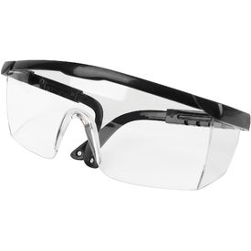 Clear Anti-Dust Anti-Fog Safety Glasses (Unisex)
