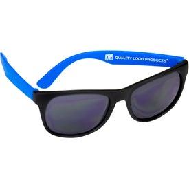 Completely Custom Rubberized Sunglasses