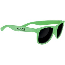 CPS Unicolor Shades Sunglasses