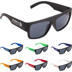 Delray Two-Tone Sunglasses