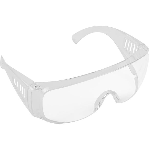 Clear Dust-Proof Anti-Fog Safety Glasses