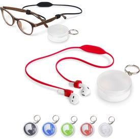 Earbud and Eyewear Leash
