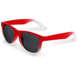 Gradient Frame Sunglasses (Unisex)