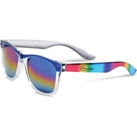 Iridescent Rainbow Sunglasses
