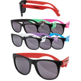Junie Kid Size Plastic Sunglasses