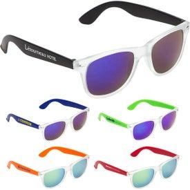 Key West Mirrored Sunglasses