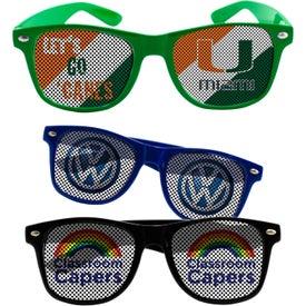 Lenstek Plastic Miami Sunglasses