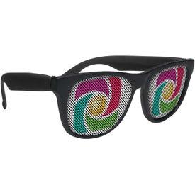 LensTek Sunglasses Printed with Your Logo