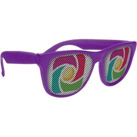 Advertising LensTek Sunglasses