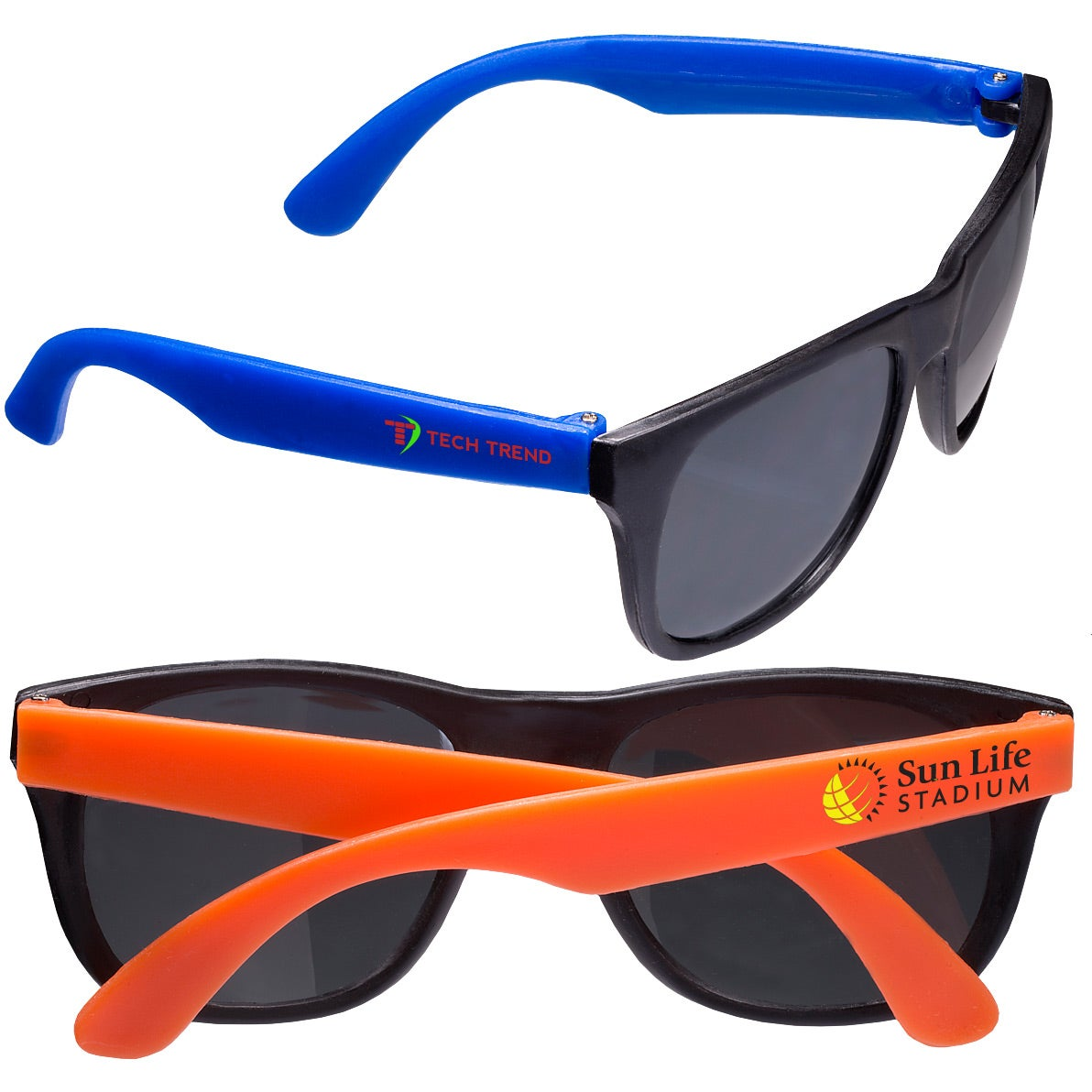 9d0a746070 Promotional Matte Finish Fashion Sunglasses with Custom Logo for ...