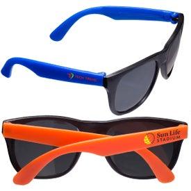 Matte Finish Fashion Sunglasses