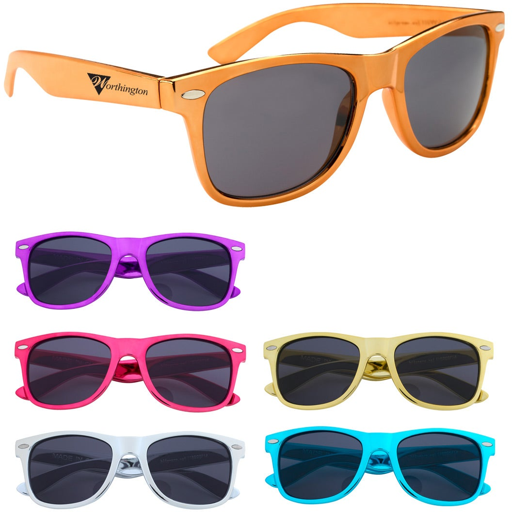 Do Sunglasses Have Sizes  promotional color changing malibu sunglasses with custom logo for