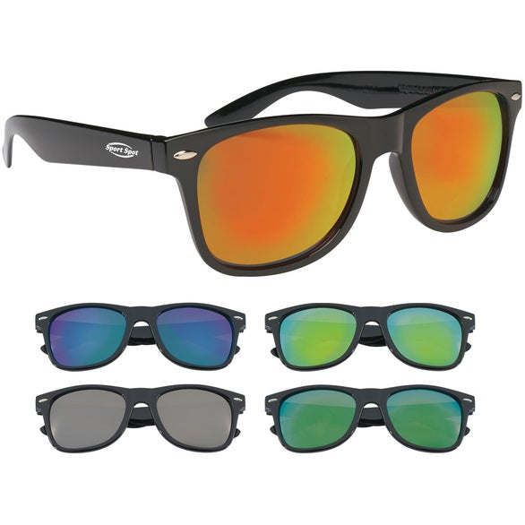 1b7deef2c94 Mirrored Malibu Sunglasses Mirrored Malibu Sunglasses