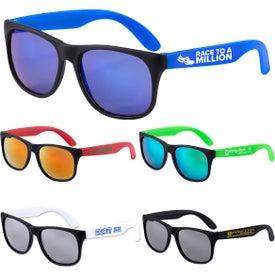 Newport Tint Colored Mirror Tint Sunglasses