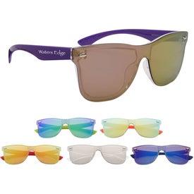 Outrider Mirrored Malibu Sunglasses