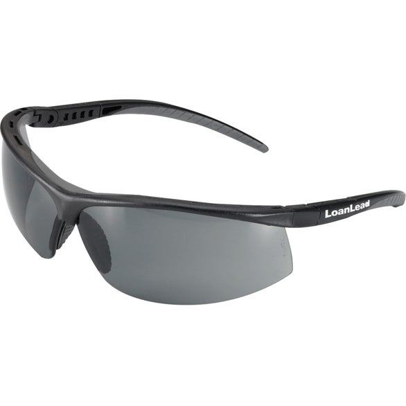 Black / Gray Pacifica Safety Glasses