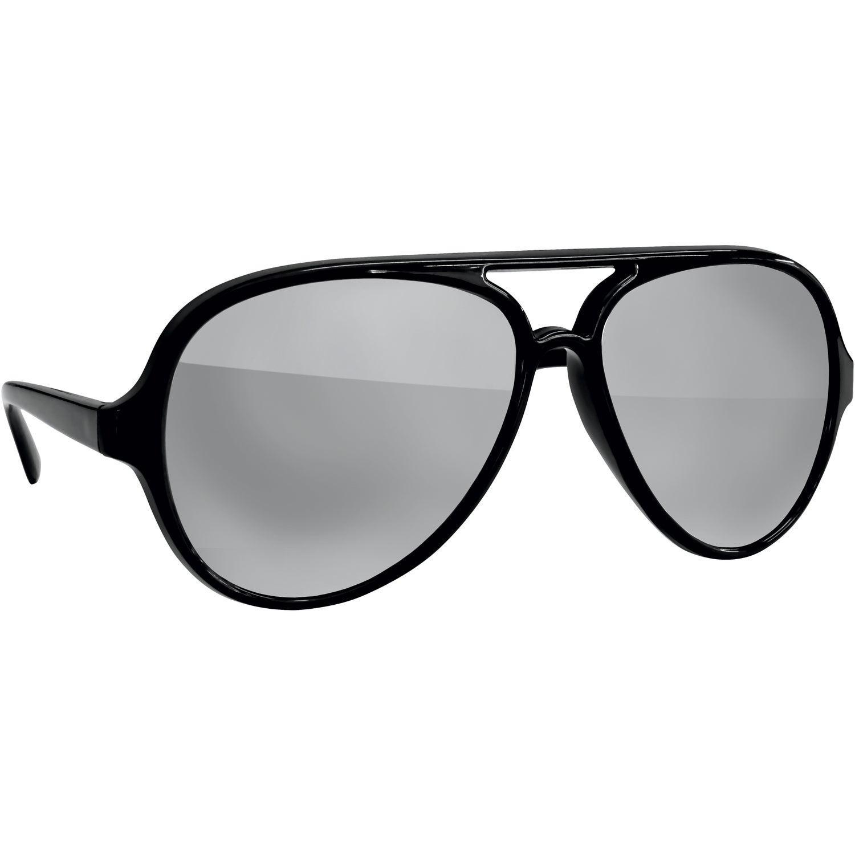 Promotional Plastic Mirror Aviator Sunglasses with Custom Logo for  2.71 Ea. 1d1885dcd9f