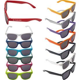 Plastic Tahiti Sunglasses