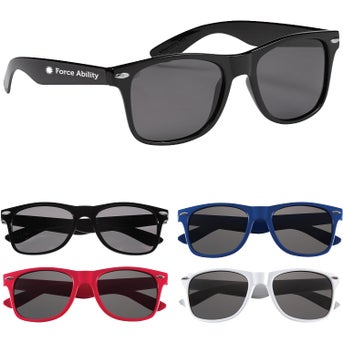 fe0a7d7fd9378 CLICK HERE to Order Polarized Malibu Sunglasses Printed with Your ...