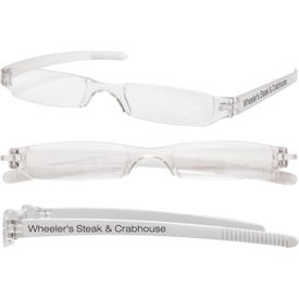 Promo Reading Glasses with Case
