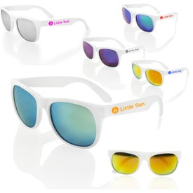 Reflector Mirrored Sunglasses