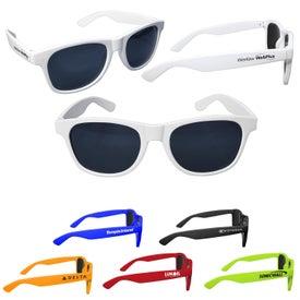 Retro Polycarbonate Sunglasses