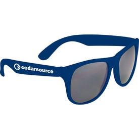 Retro Sunglasses (Solid)
