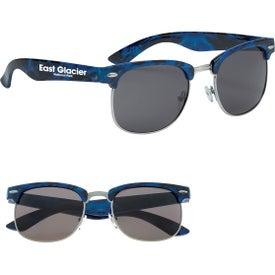 Riptide Water-Camo Panama Sunglasses