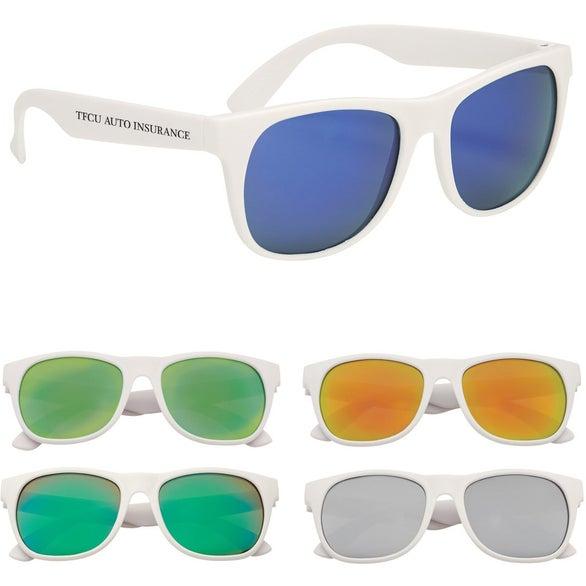 9b99c66a68048 Rubberized Mirrored Sunglasses Rubberized Mirrored Sunglasses