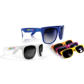 "Sun Fun Sunglasses (5.5"" x 1.375"" x 1.875"")"