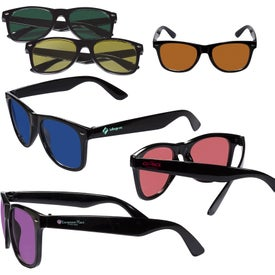 Sunglasses with Gradient Lenses
