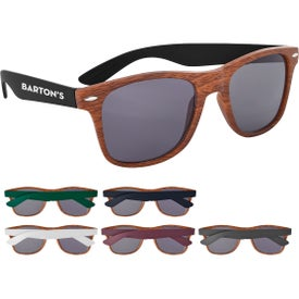 Surf Wagon Malibu Sunglasses (Unisex)