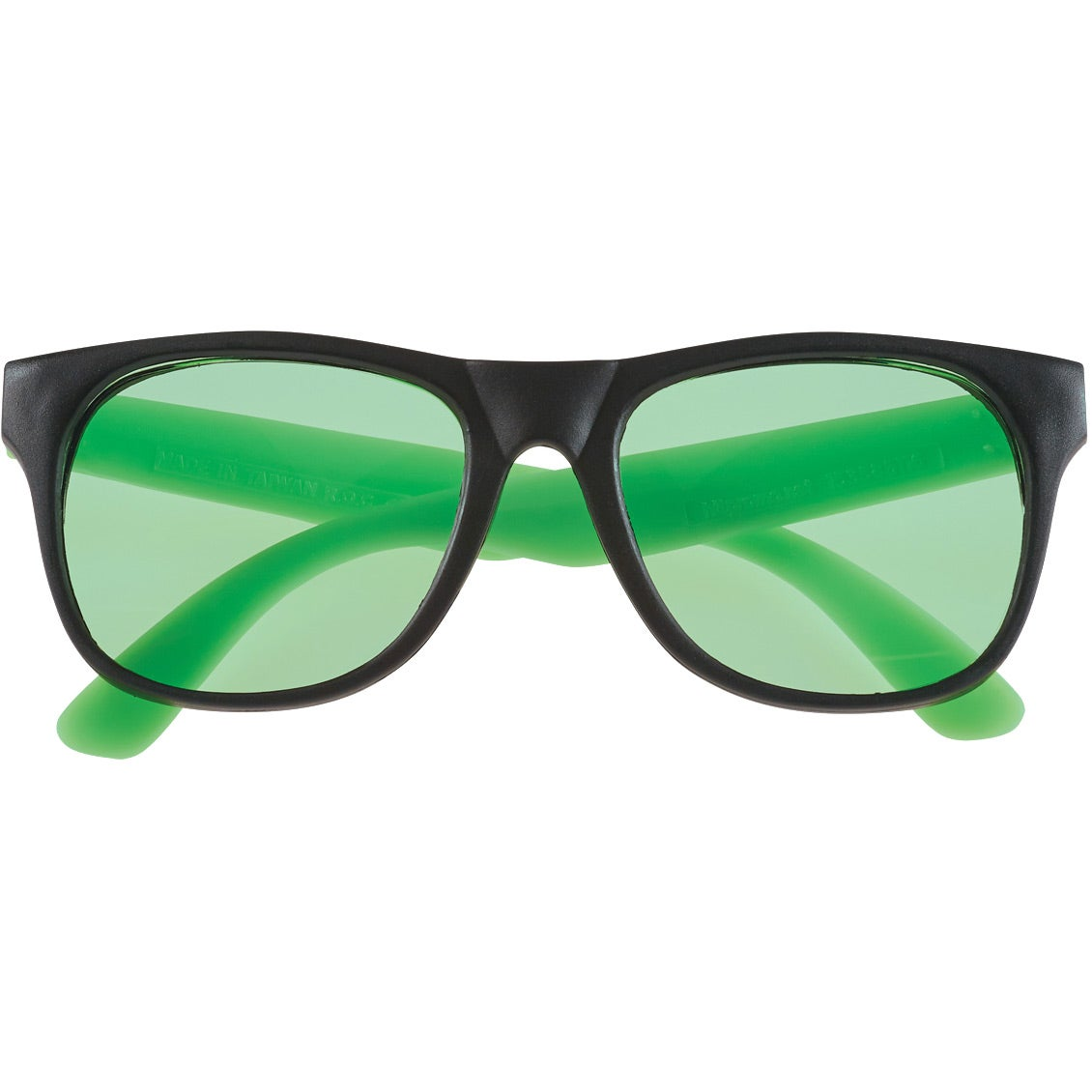 Tinted Sunglasses  promotional tinted lenses rubberized sunglasses with custom logo