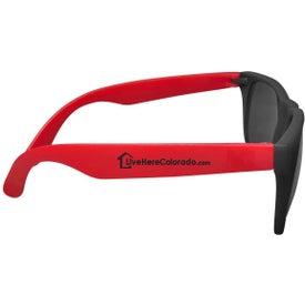 Advertising Trendy Sunglasses