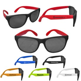Trendy Sunglasses with Your Logo