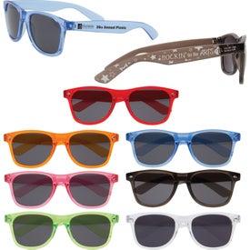 Vibrant Translucent Sunglasses