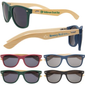 Wooden Bamboo Sunglasses