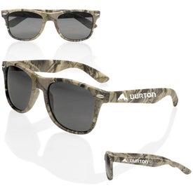 Woodland Camo Sunglasses