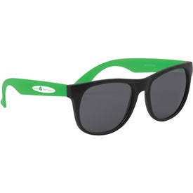 Rubberized Sunglasses (Youth)