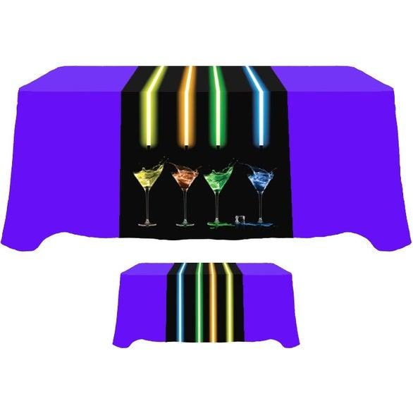 """Digital Table Runner (30"""" x 90"""")"""