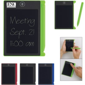 Digital Notepad with Stylus