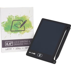 """LCD e-Writing and Drawing Tablet (4.4"""")"""
