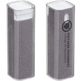 Spray and Swipe Microfiber Screen Cleaner (0.34 Oz.)