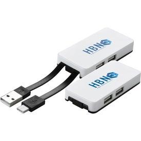Timo 4 Port Smart Hub