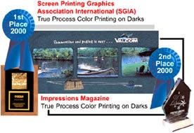 Screen Printing Graphics Association International 2000